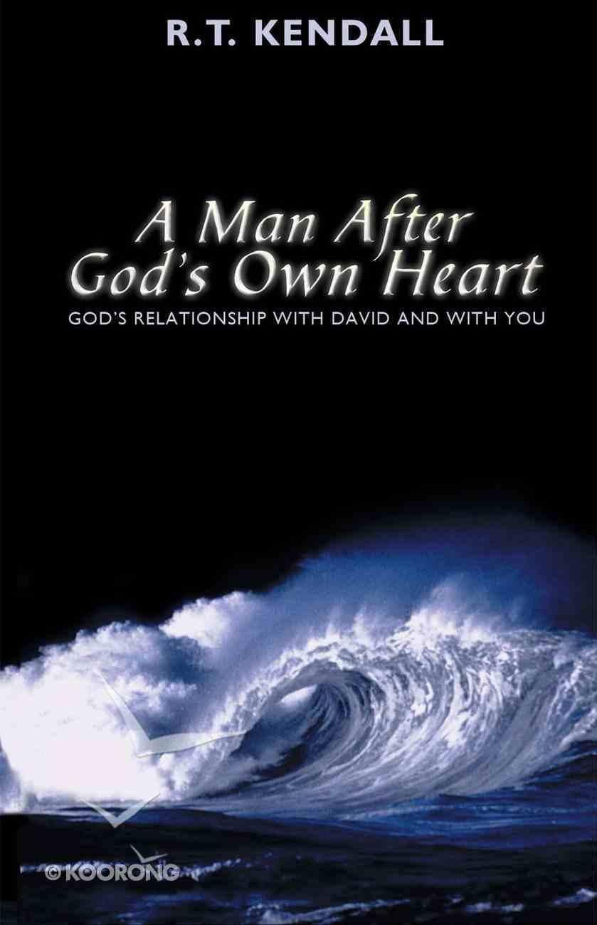 A Man After God's Own Heart (David) Hardback
