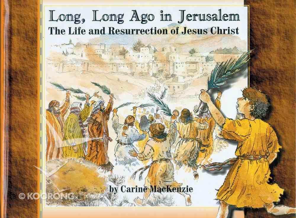 Long, Long Ago in Jerusalem Hardback