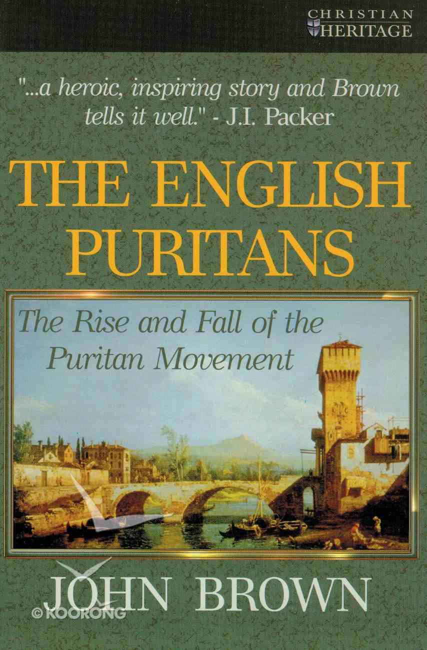 English Puritans ,The Paperback