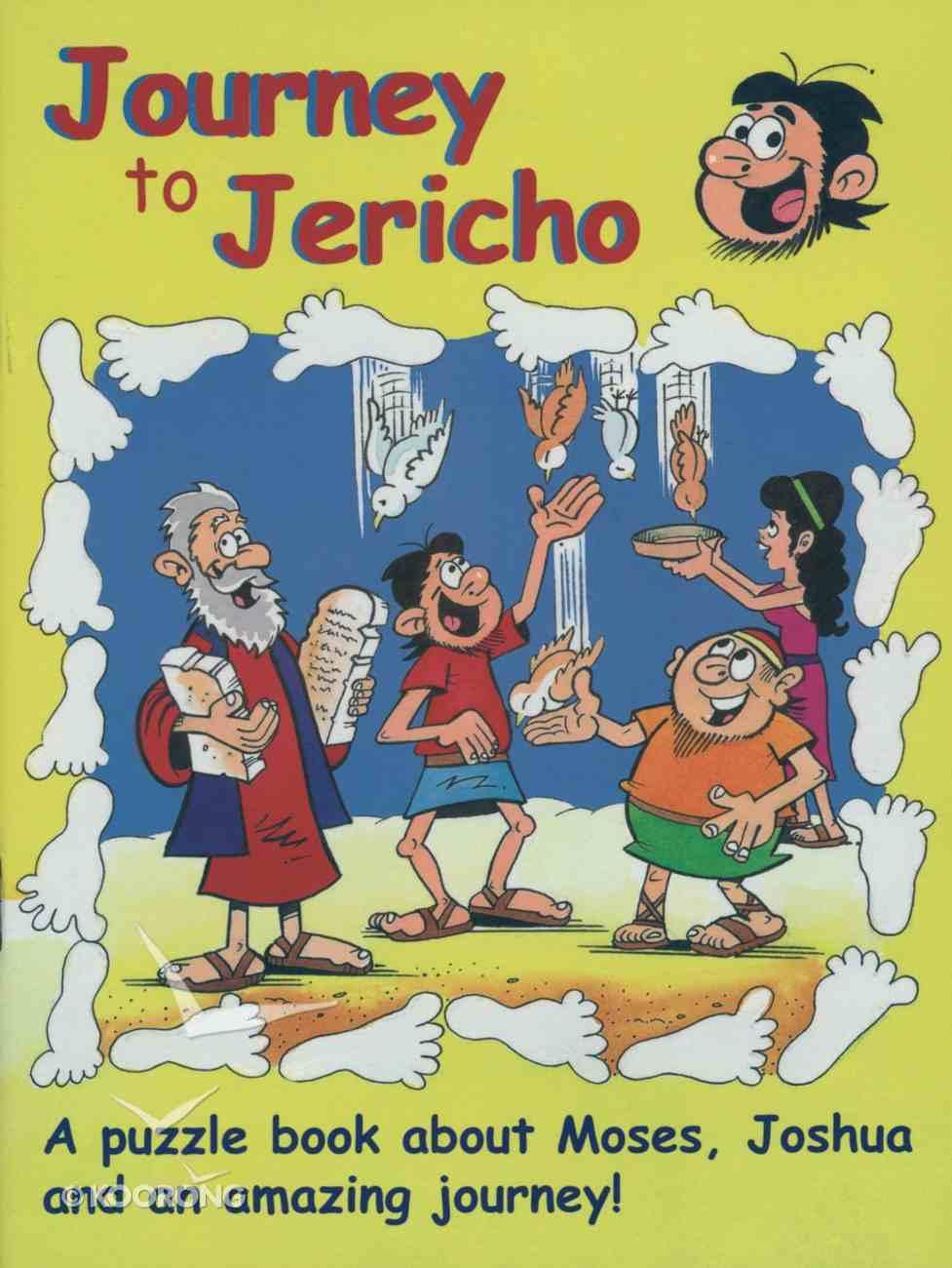 Journey to Jericho Paperback
