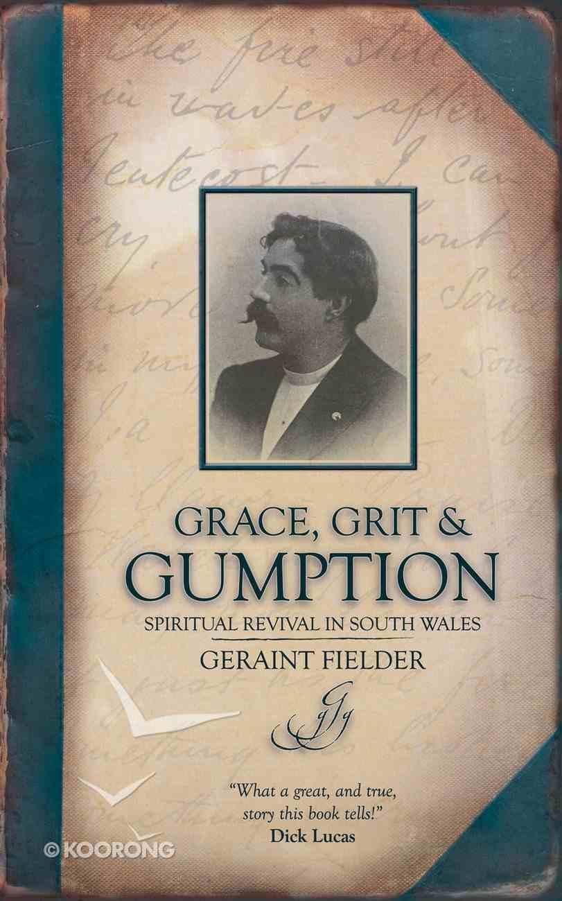 Grace, Grit and Gumption Paperback
