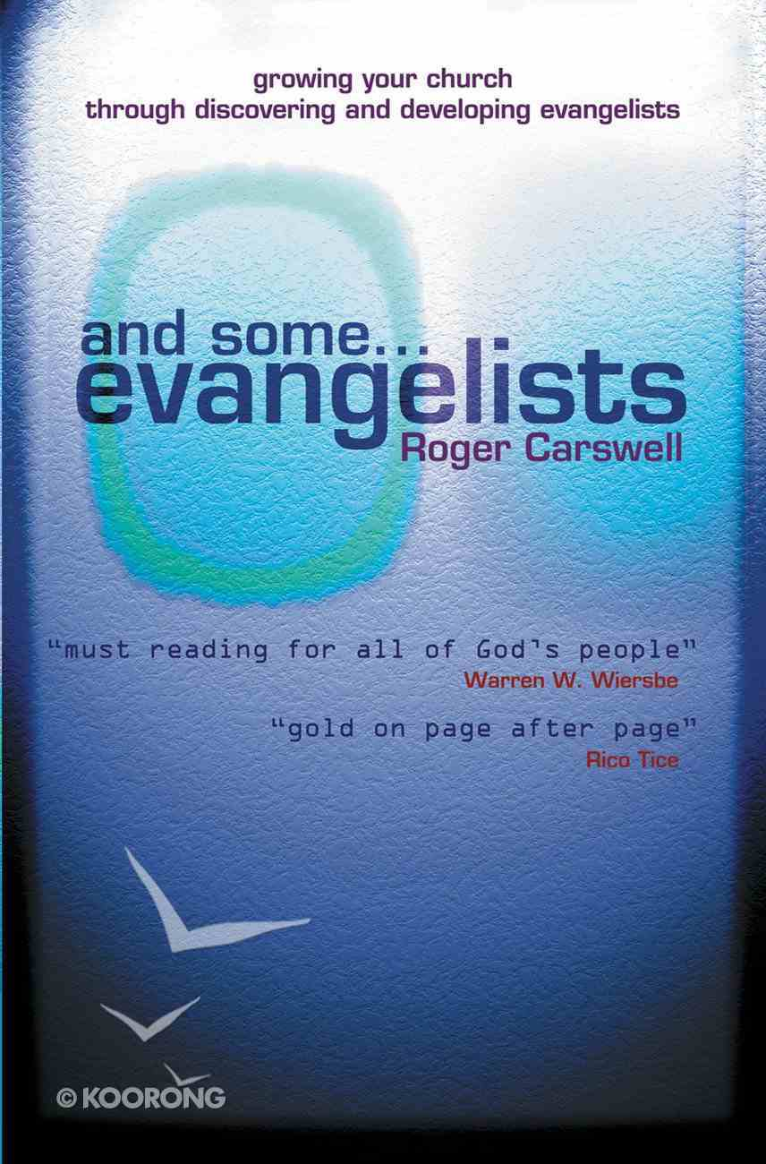 And Some Evangelists Hardback