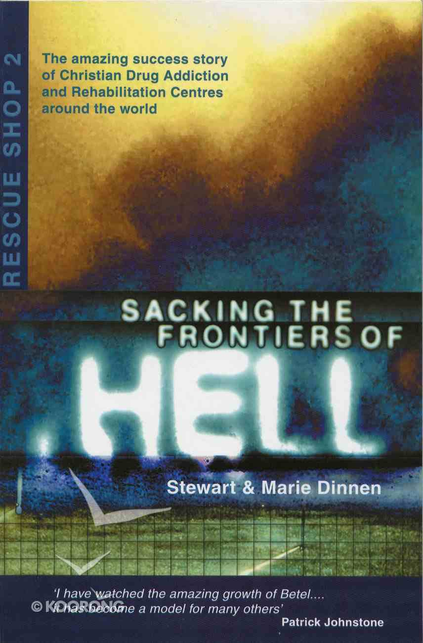 Rescue Shop 2: Sacking the Frontiers of Hell Paperback