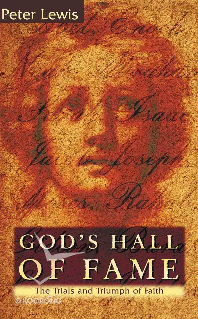 God's Hall of Fame Paperback