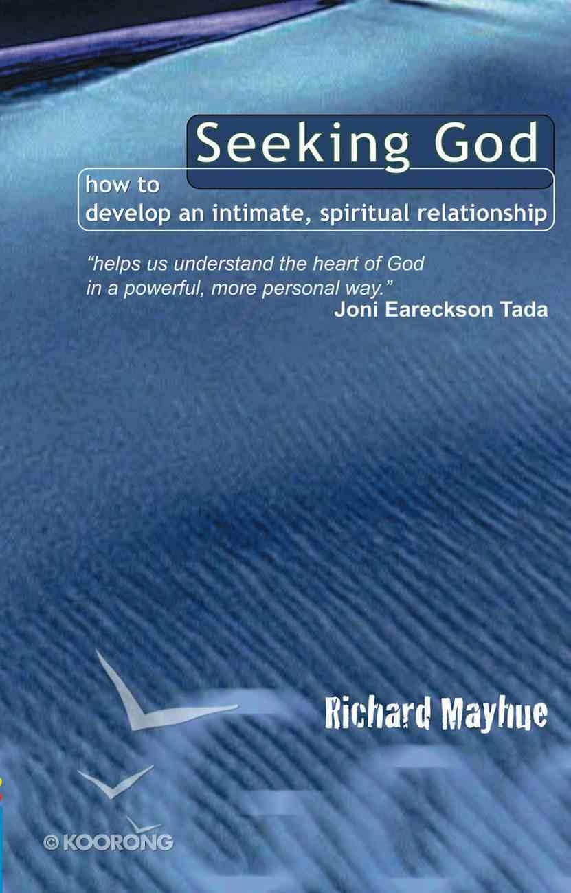 Seeking God Hardback