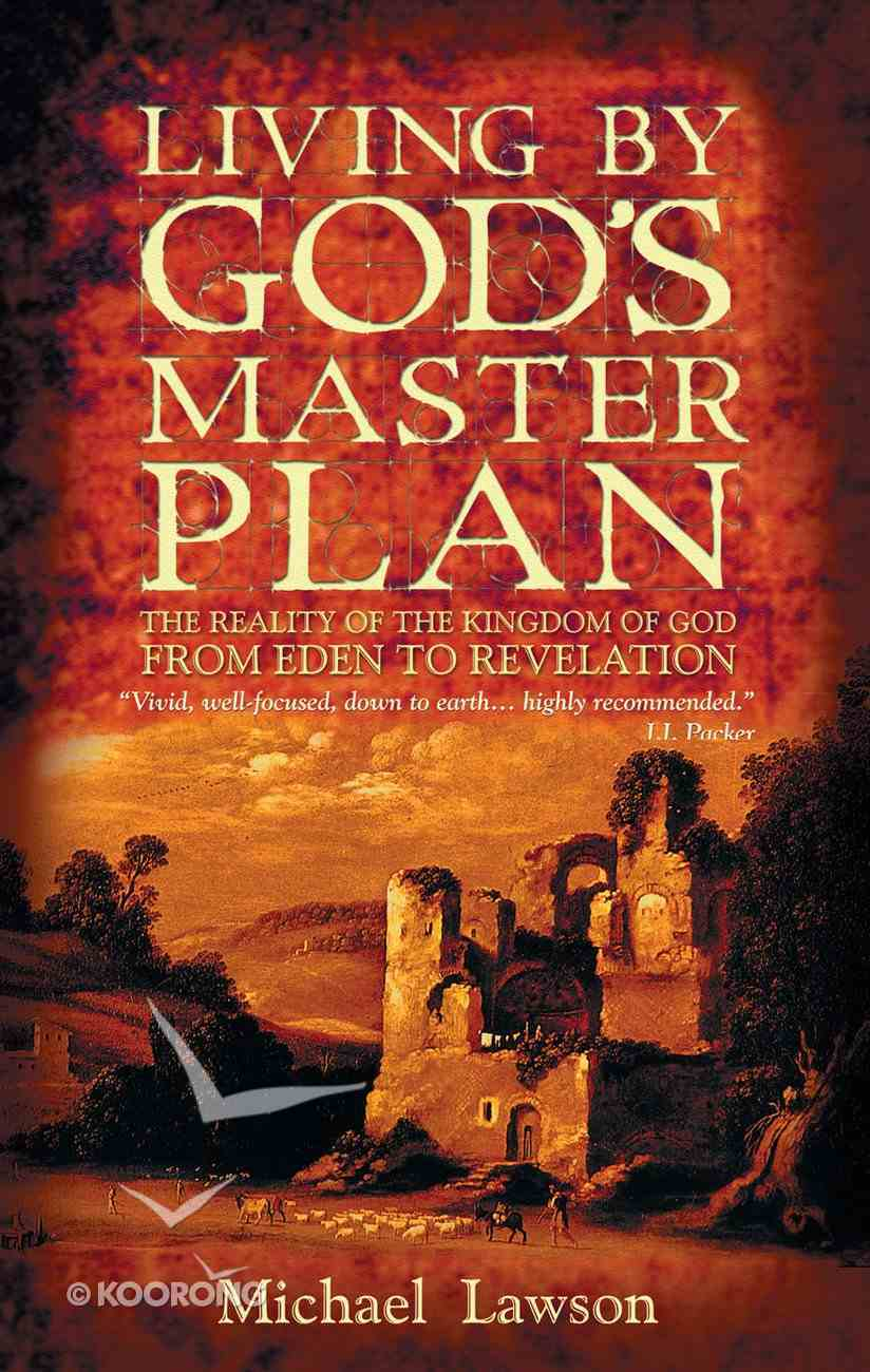 Living By God's Master Plan Paperback