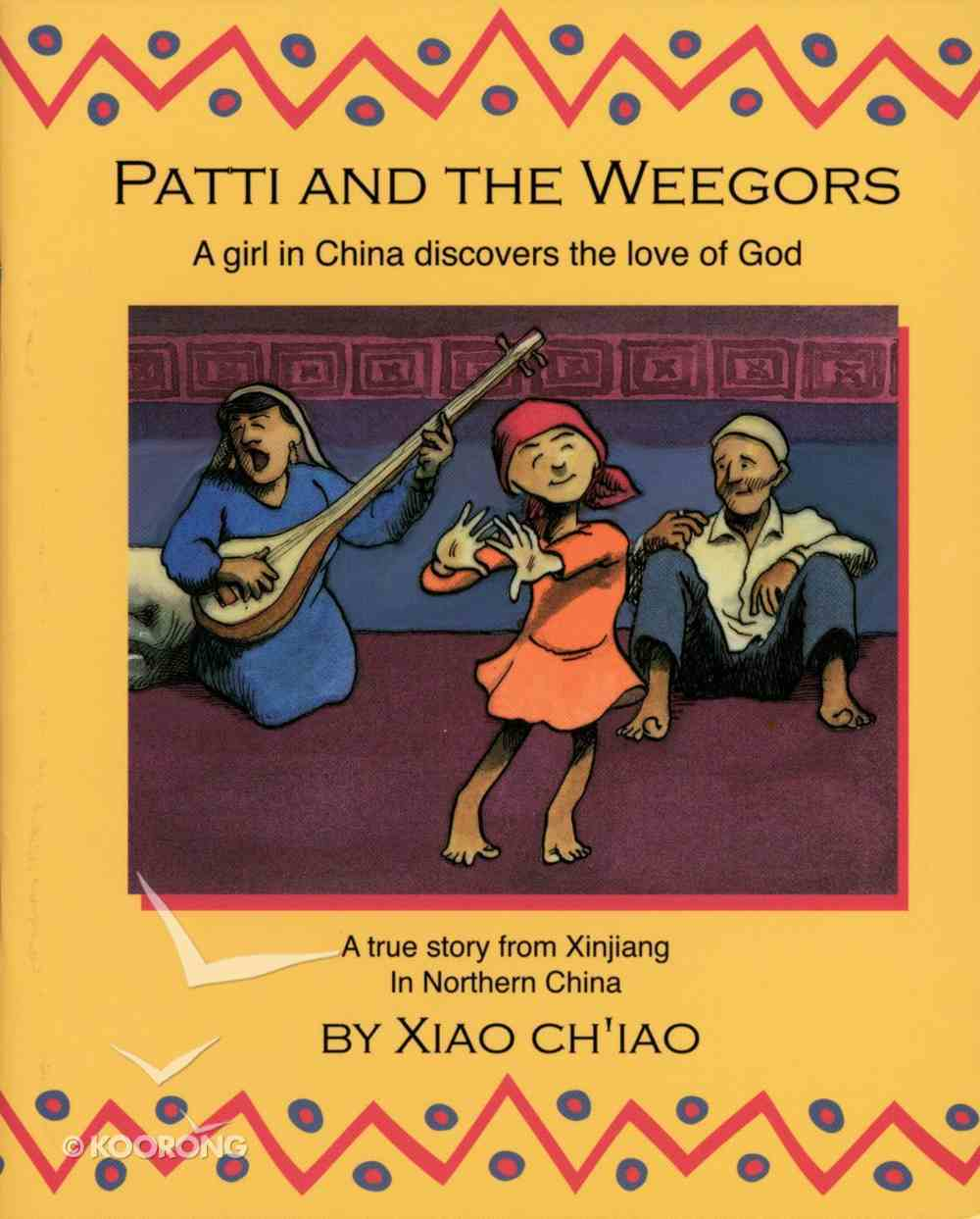 Patti and the Weegors Paperback