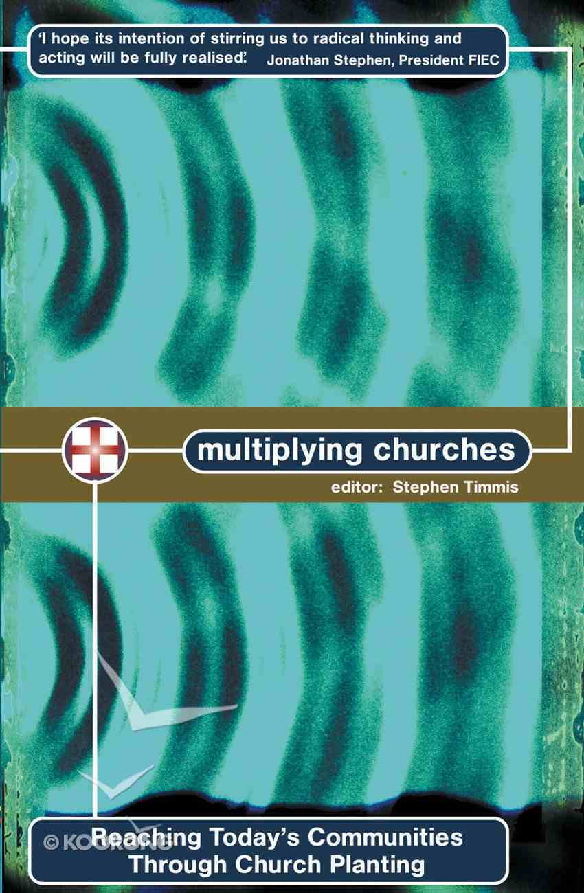 Multiplying Churches Paperback