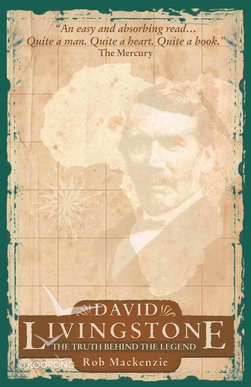 David Livingstone Hardback