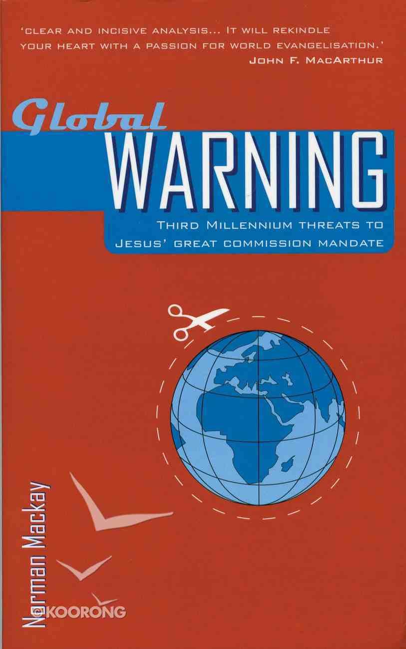 Global Warning Paperback