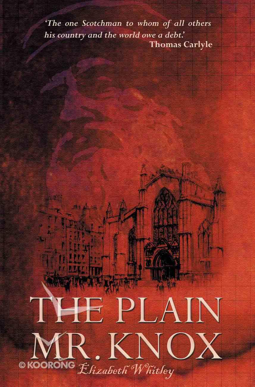 The Plain Mr Knox Paperback