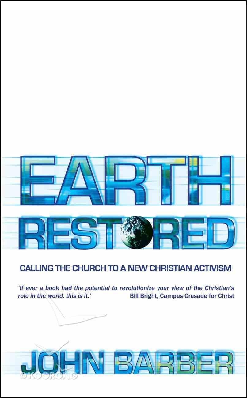 Earth Restored Paperback