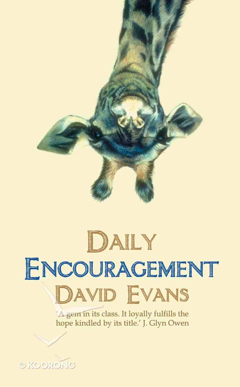 Daily Encouragement Mass Market