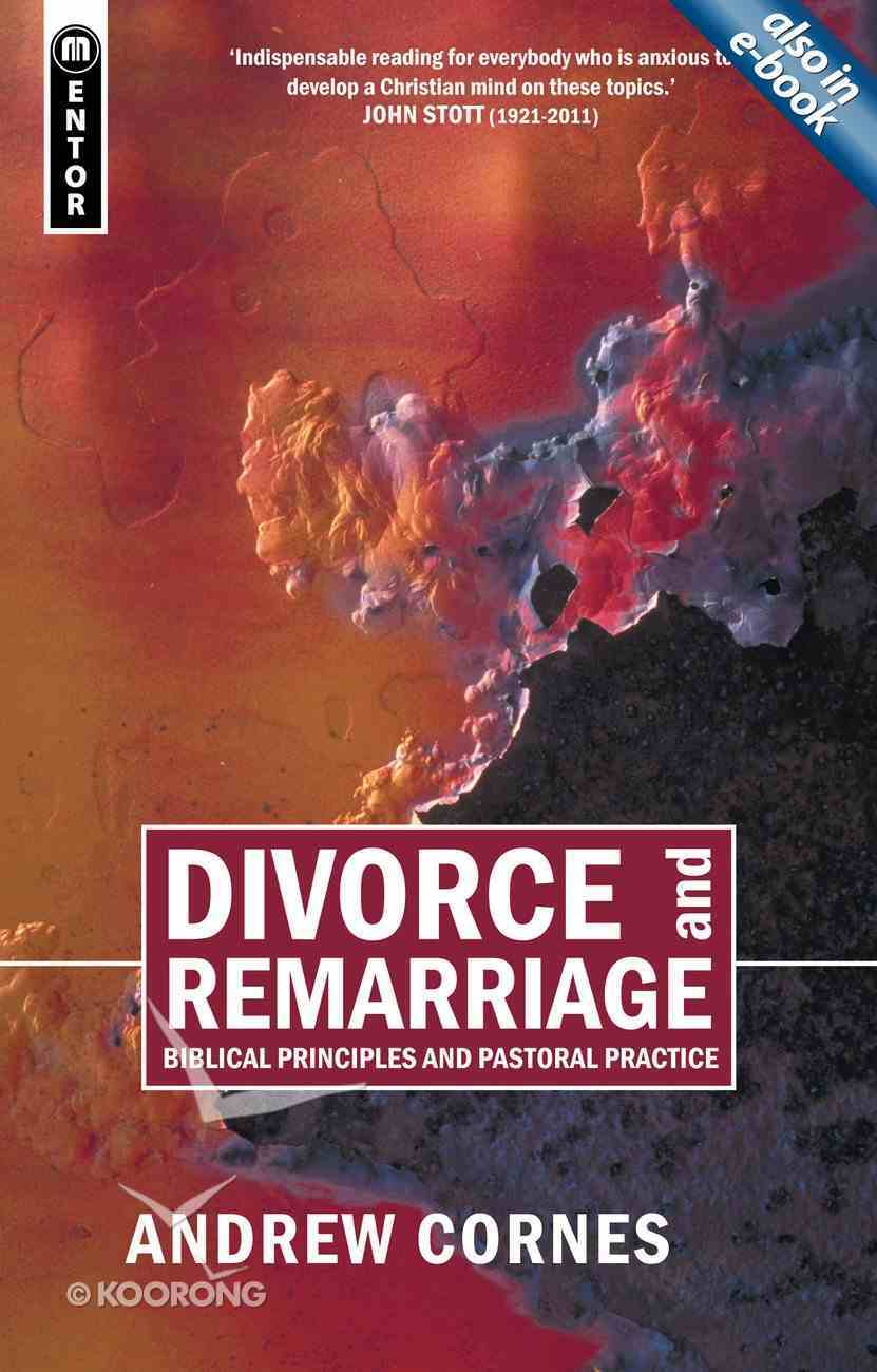Divorce and Remarriage Paperback