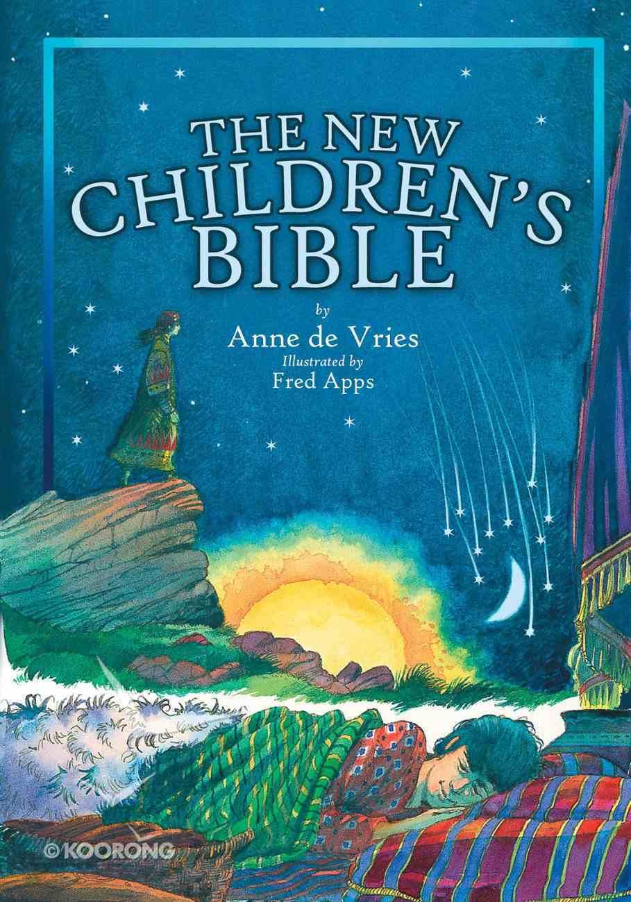 The New Children's Bible Hardback