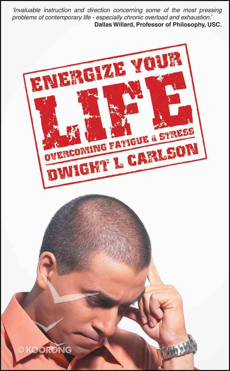 Energize Your Life Paperback