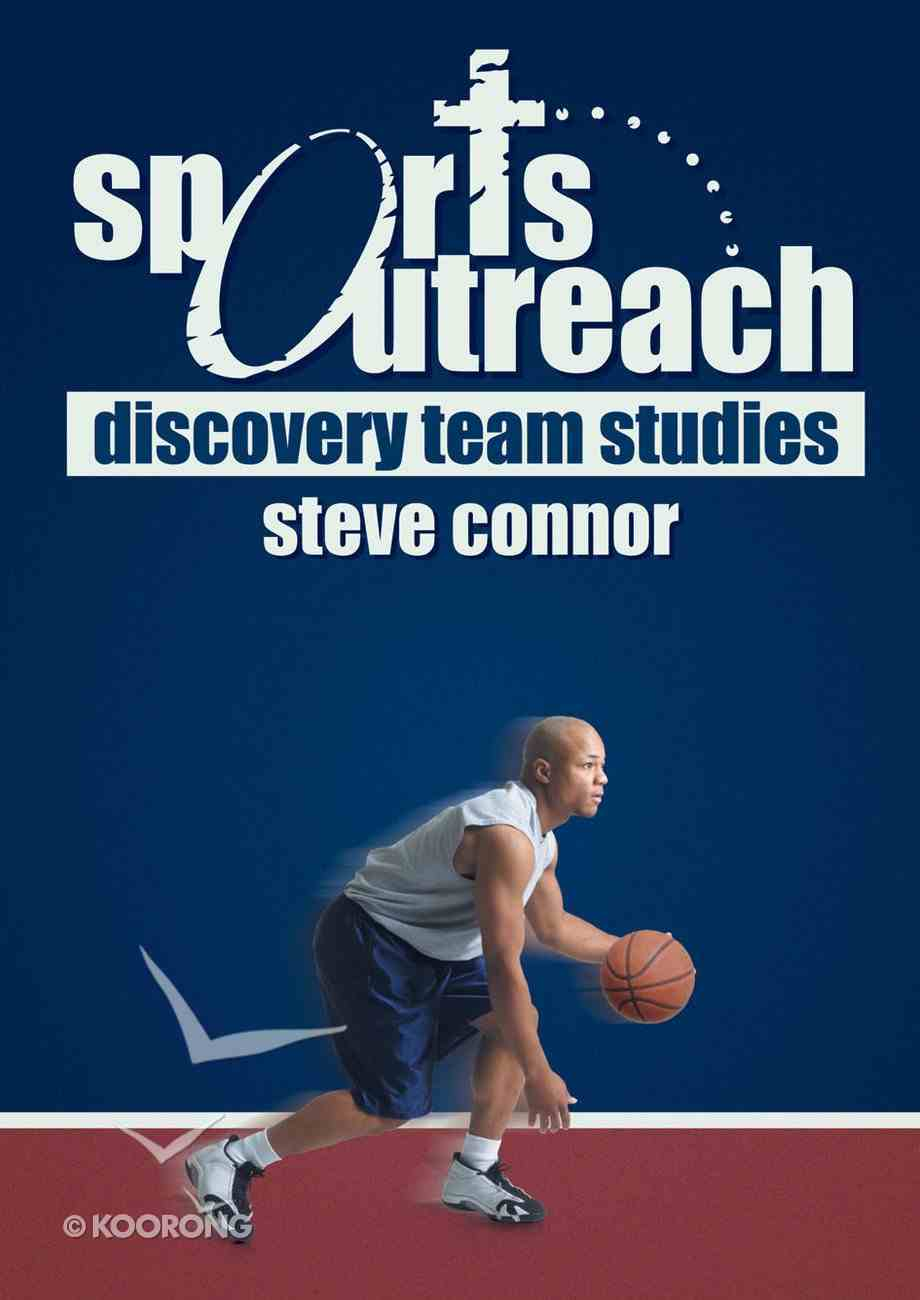 Discovery Team Studies (Sports Outreach Series) Paperback