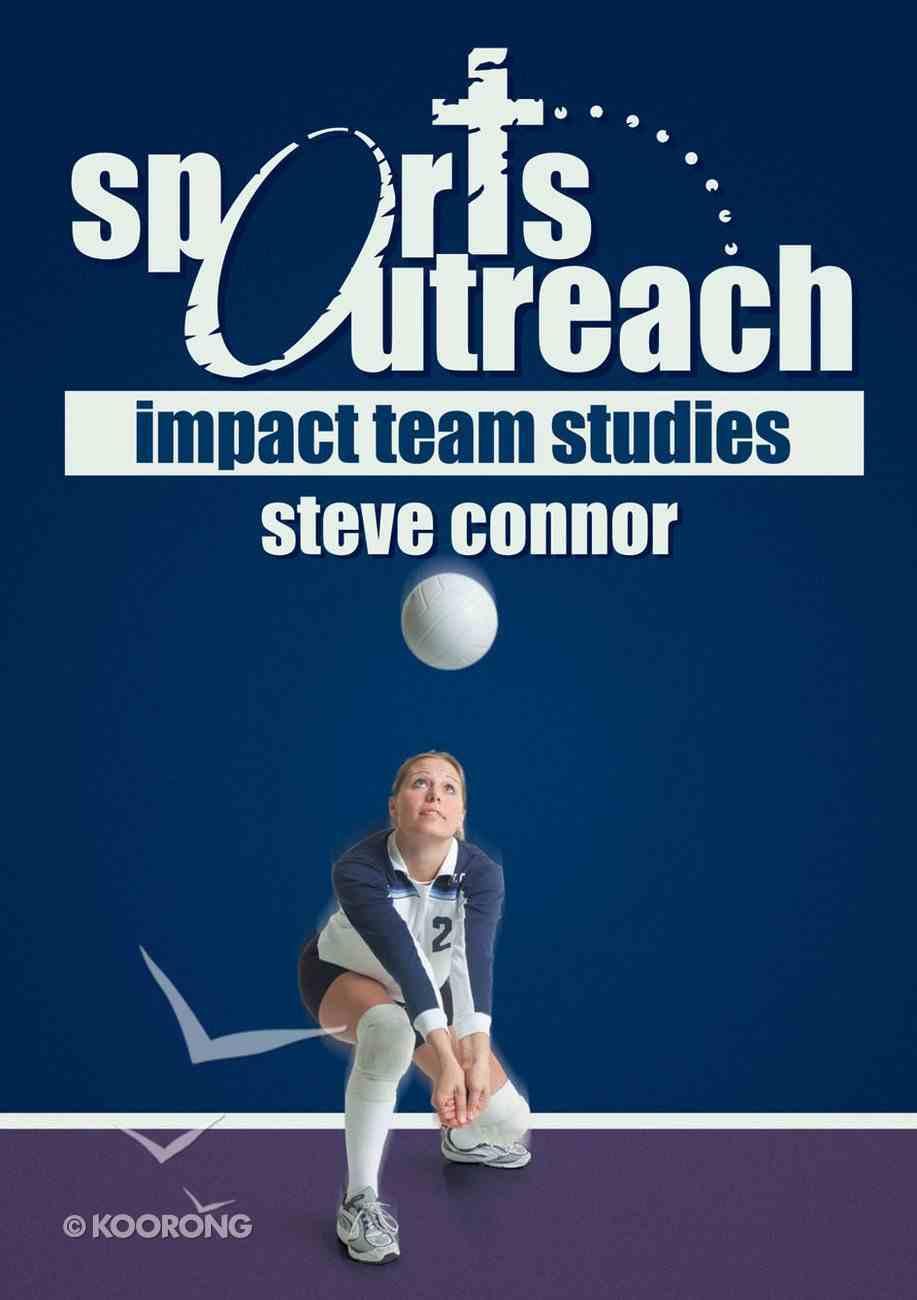 Impact Team Studies (Sports Outreach Series) Paperback