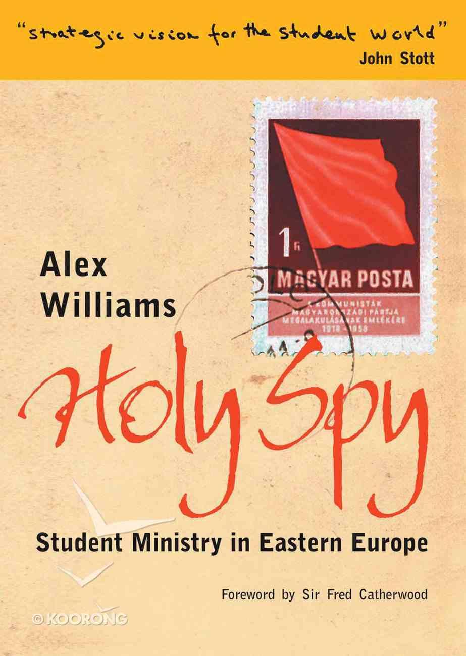 Holy Spy Paperback