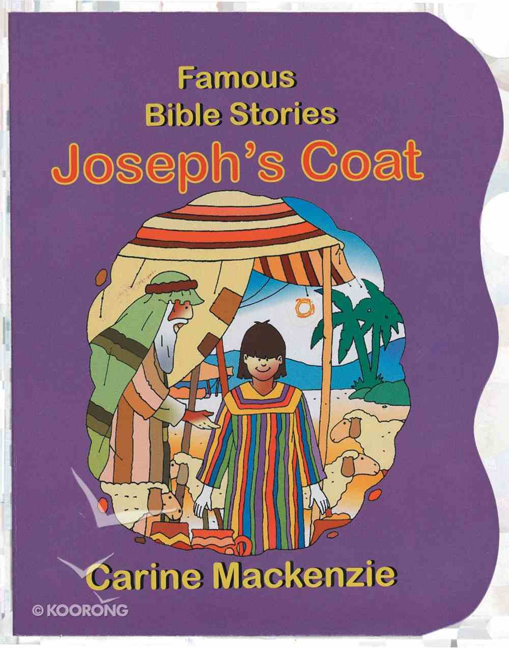 Joseph's Coat (Famous Bible Stories Series) Board Book
