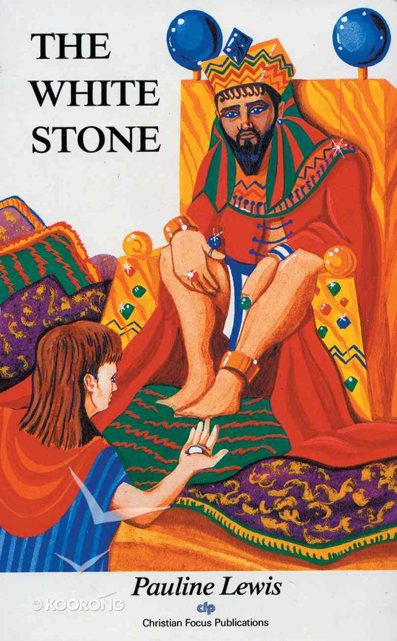 The White Stone Paperback