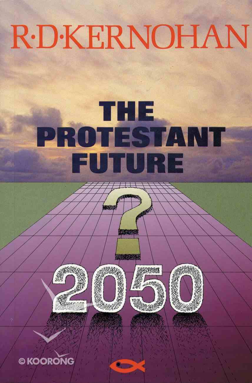 Protestant Future 2050 Hardback