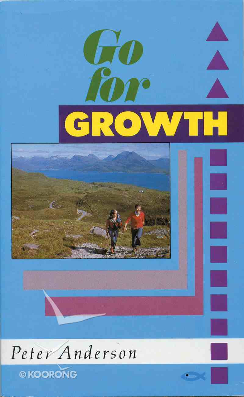 Go For Growth Paperback