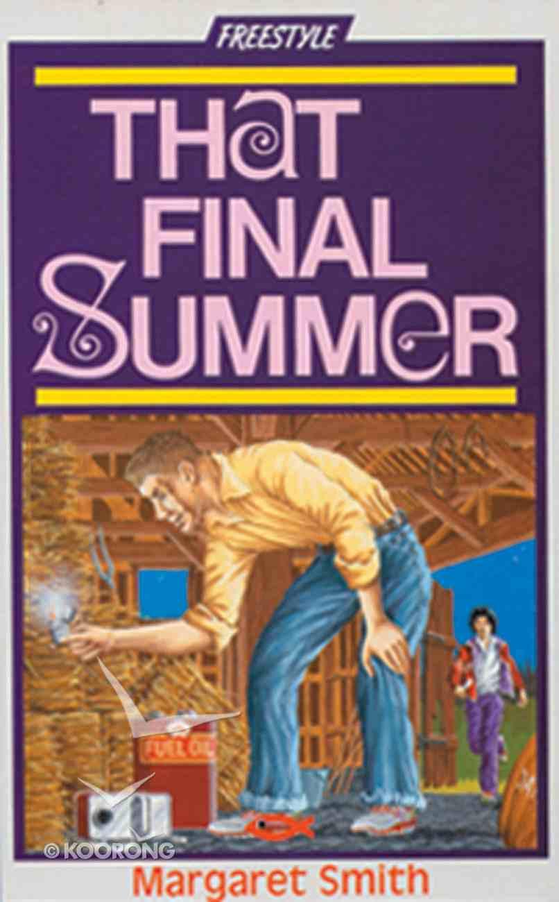 That Final Summer Paperback
