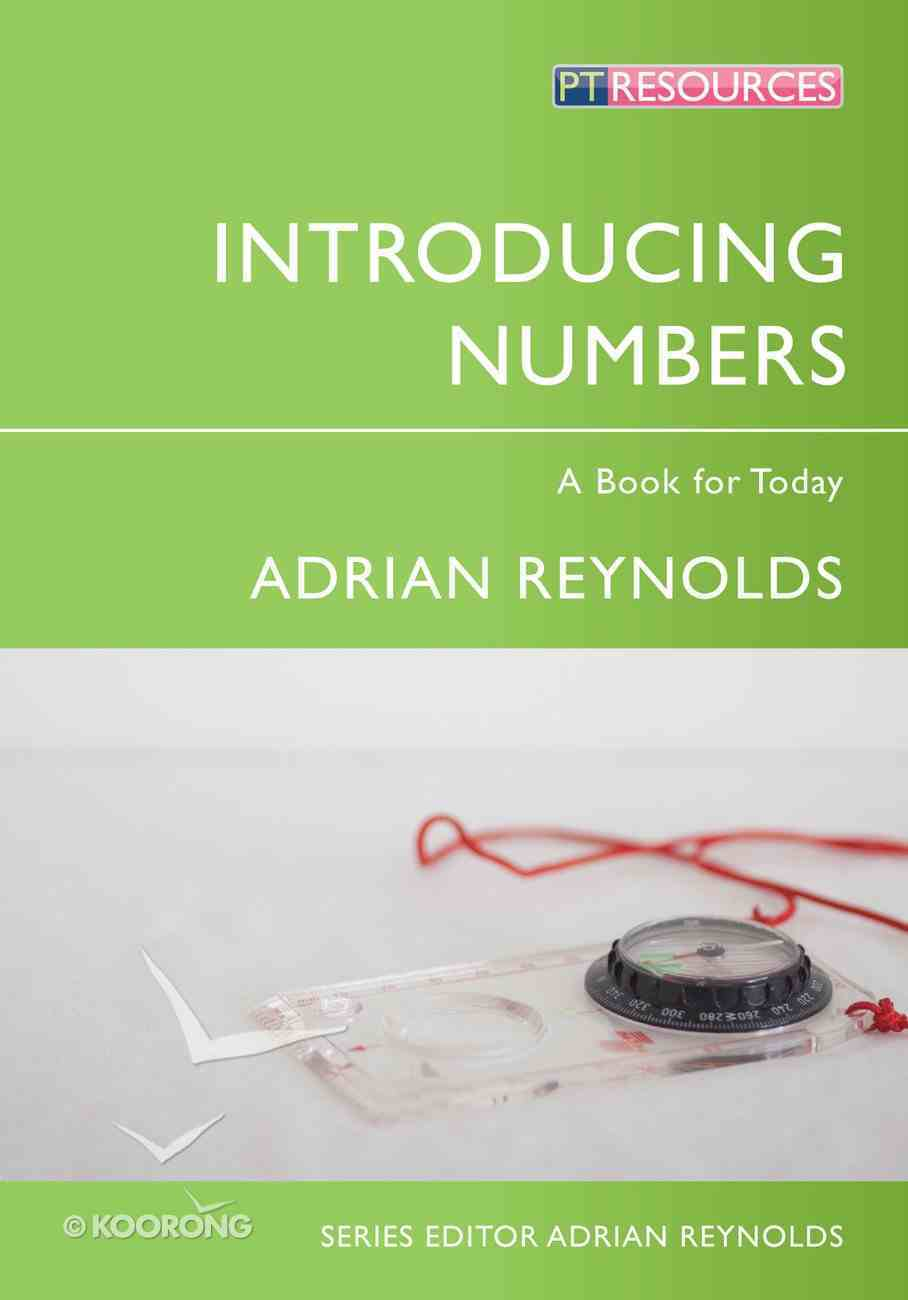 Introducing Numbers: A Book For Today Paperback