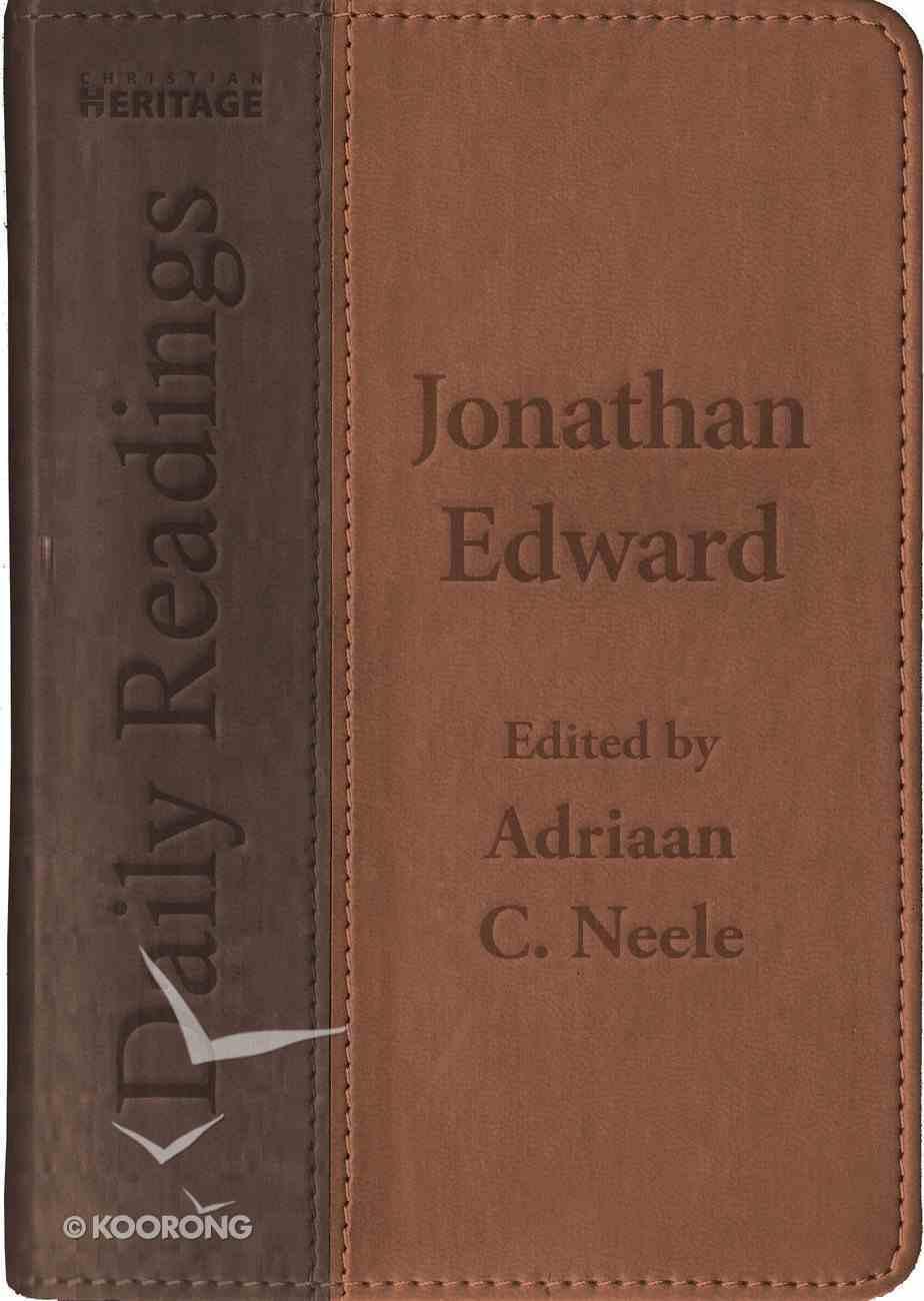Jonathan Edward Daily Readings Imitation Leather