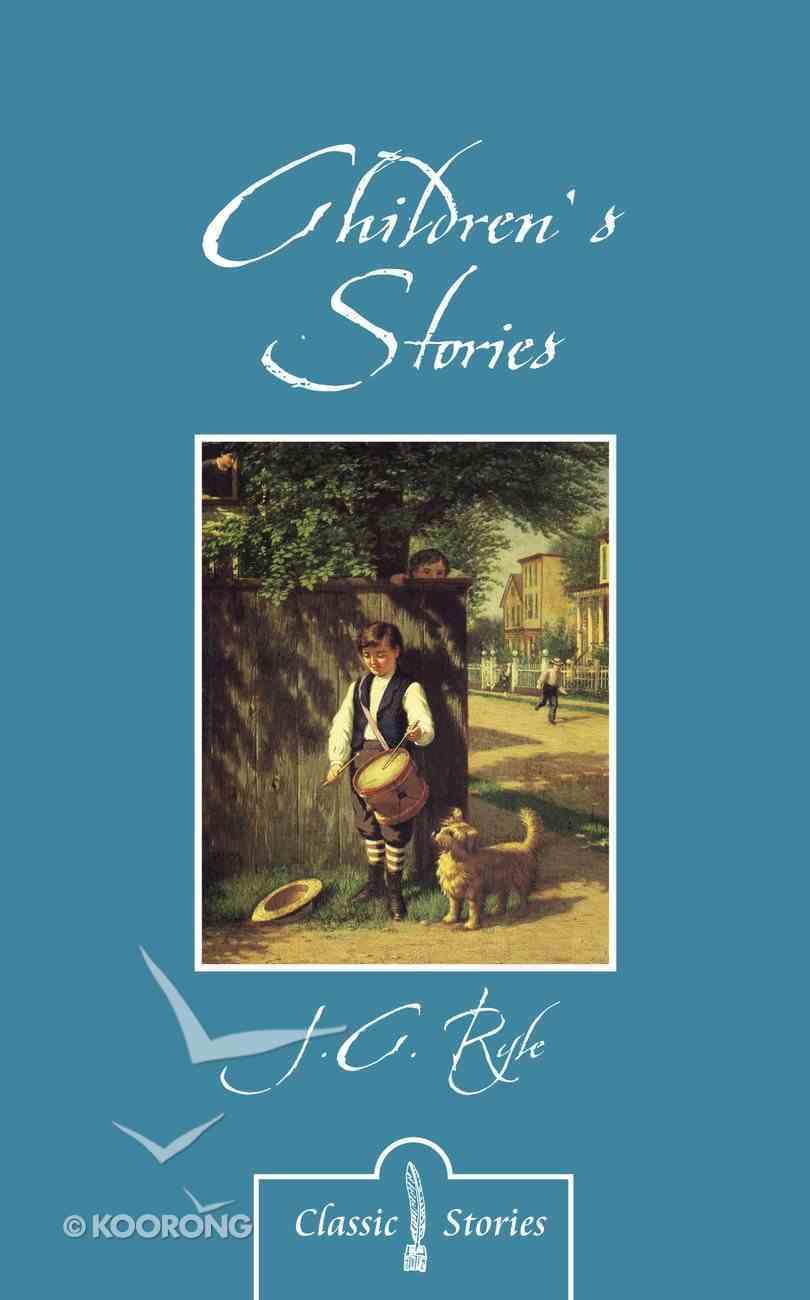 Children's Stories Paperback