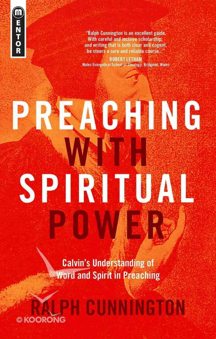Preaching With Spiritual Power Paperback