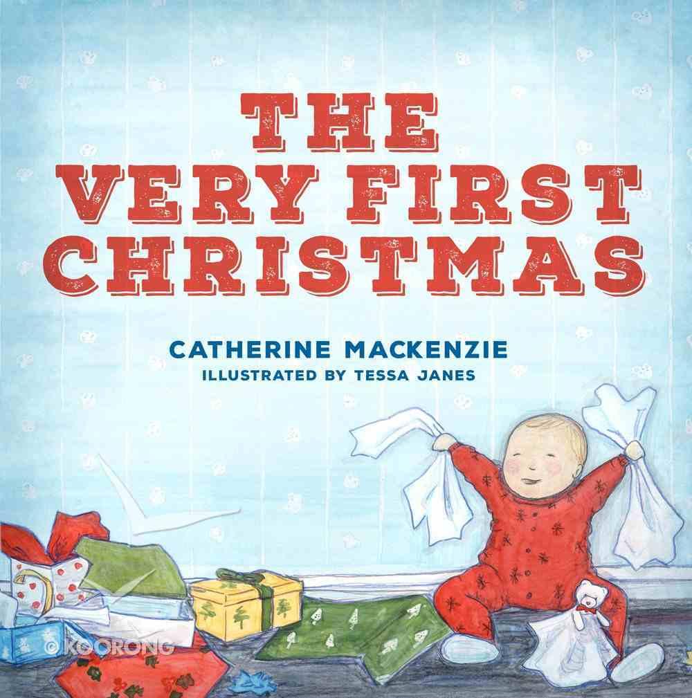 The Very First Christmas Hardback