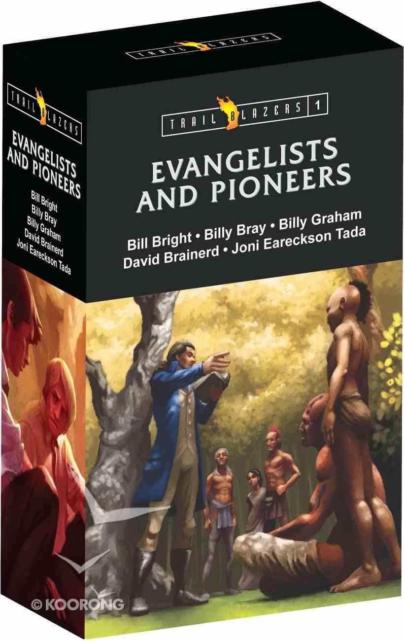 Evangelists & Pioneers (Box Set #01) (Trail Blazers Series) Box