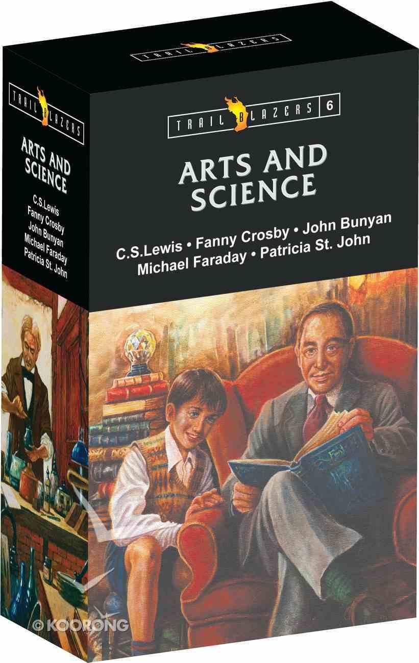 Arts & Science (Box Set #06) (Trail Blazers Series) Box