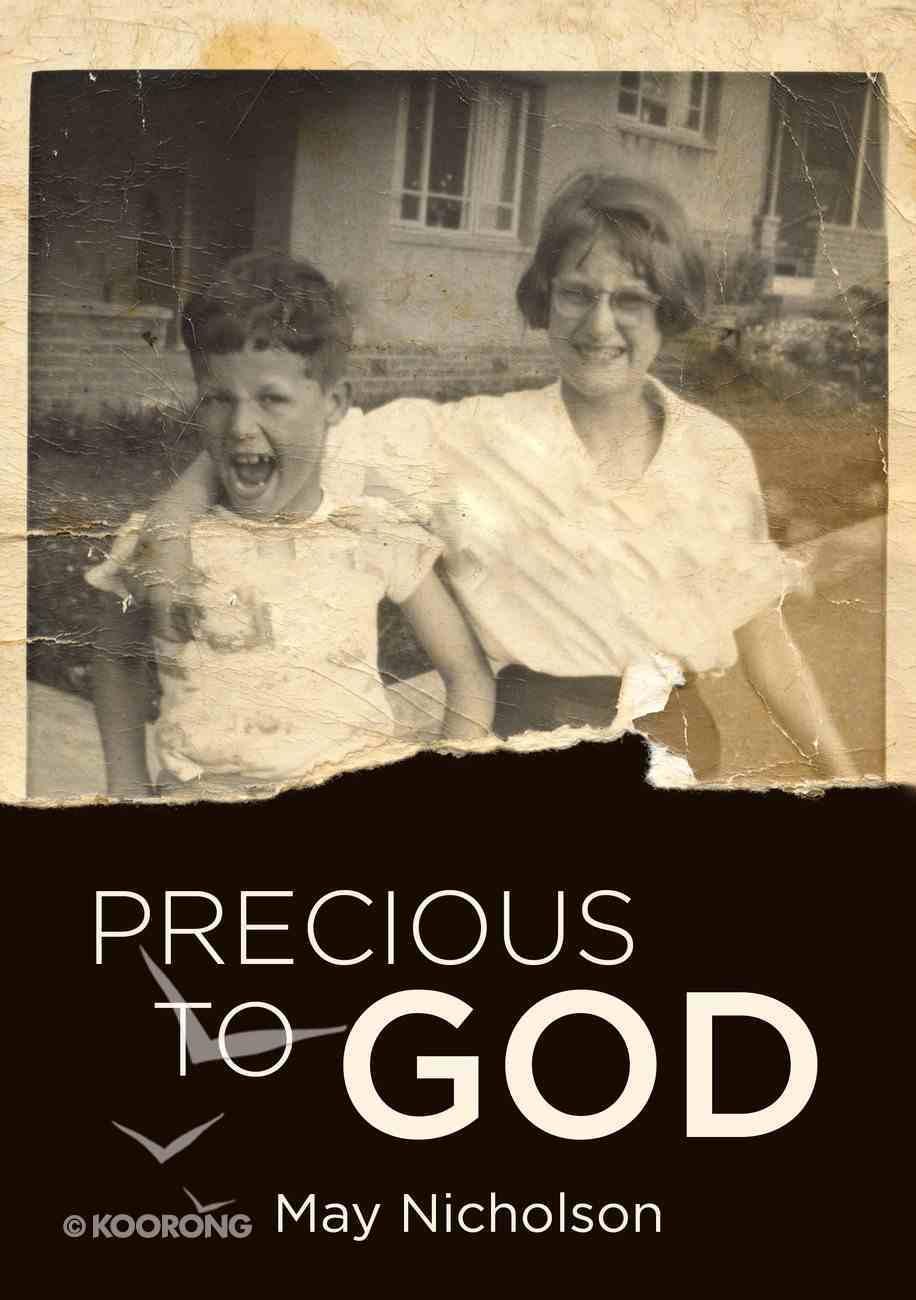 Precious to God Booklet