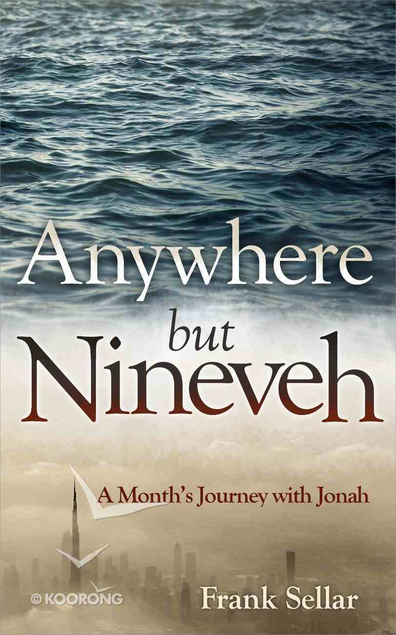 Anywhere But Nineveh Paperback