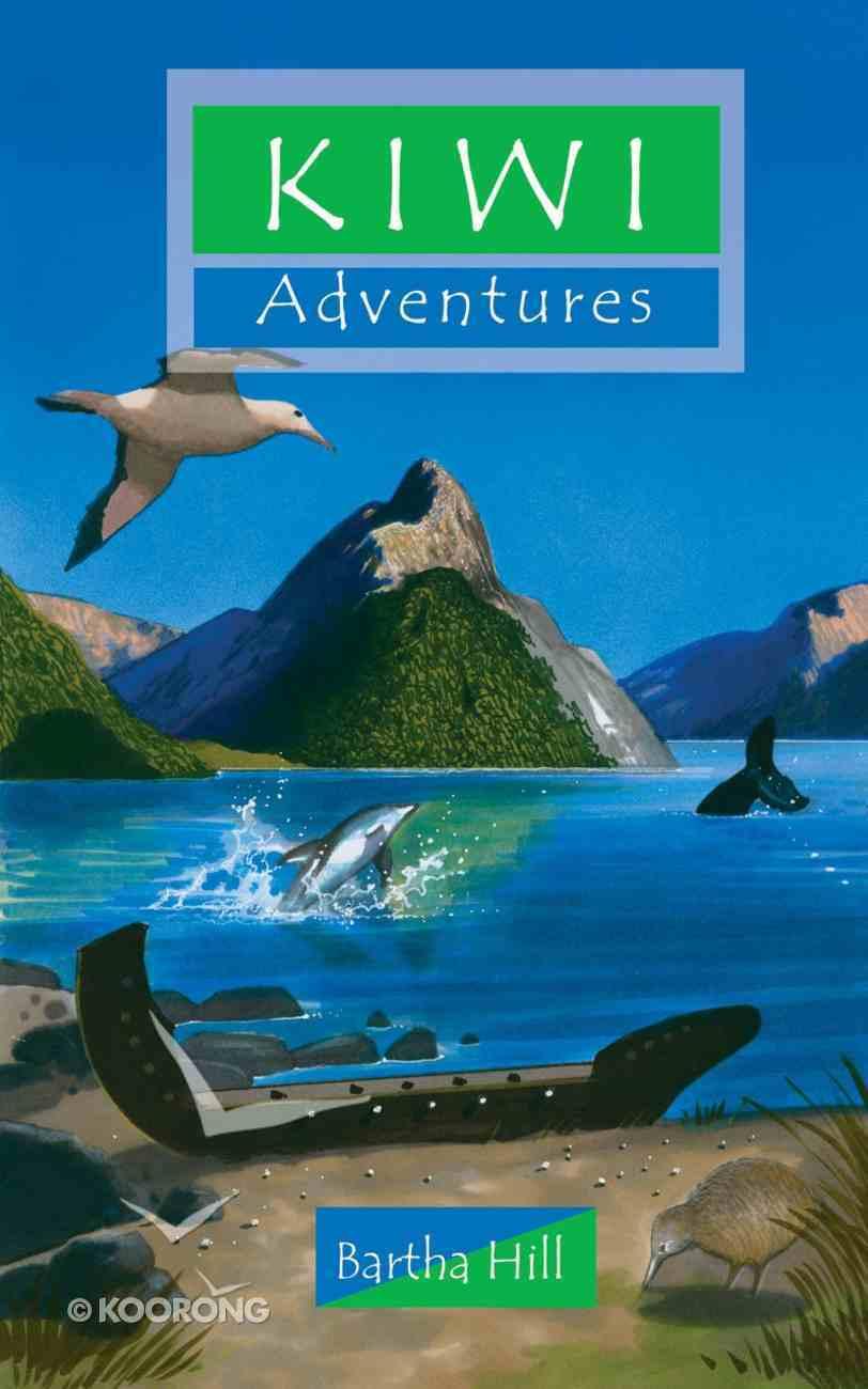 Kiwi Adventures (Adventures Series) Paperback