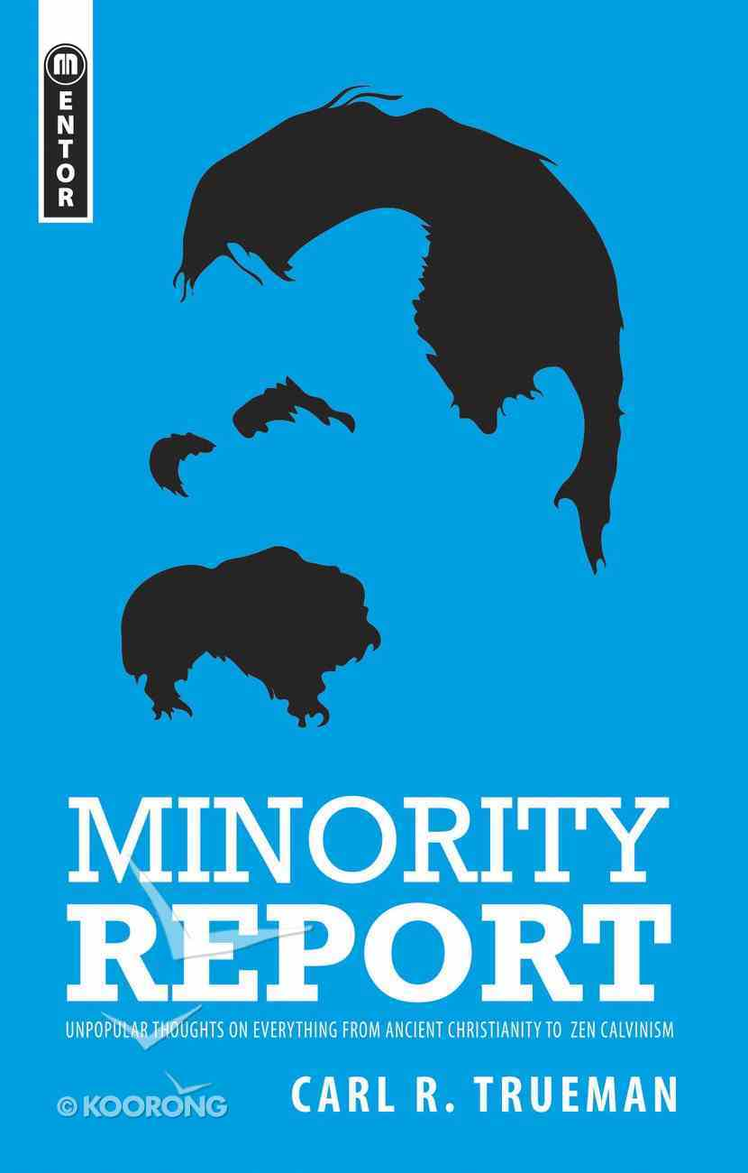 Minority Report Paperback