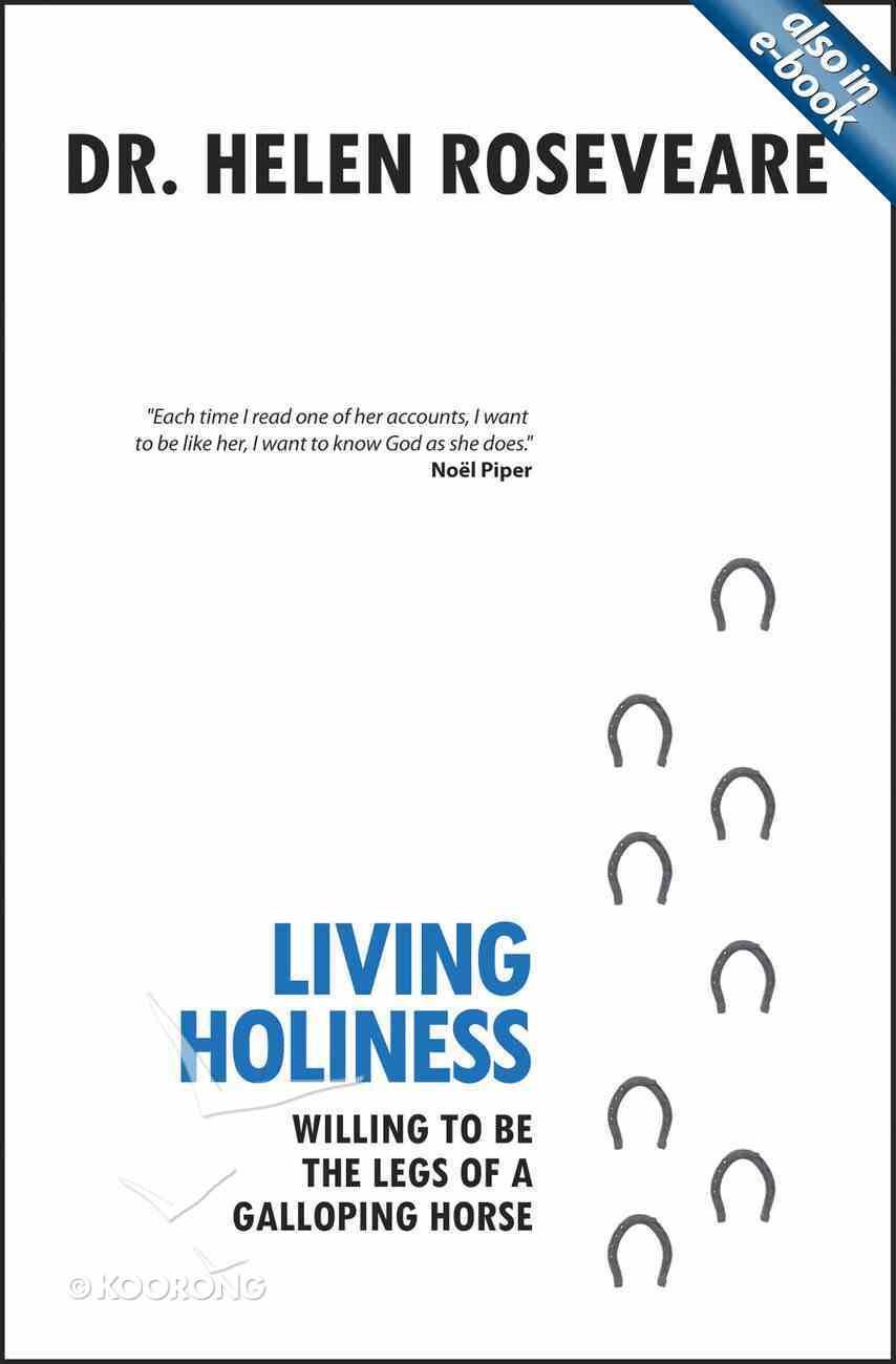 Living Holiness Paperback