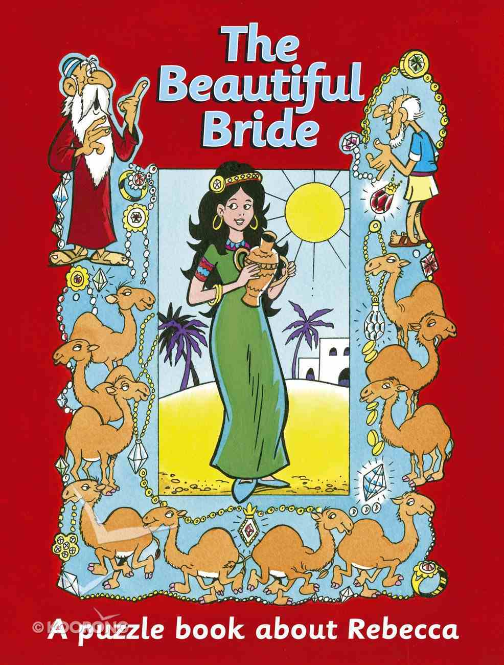 Beautiful Bride (Puzzle & Learn Series) Paperback