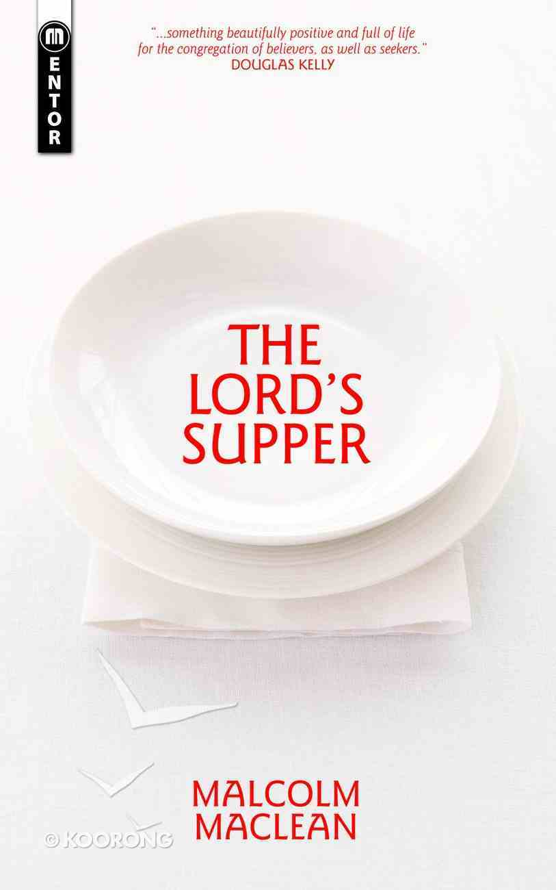 The Lord's Supper PB Large Format