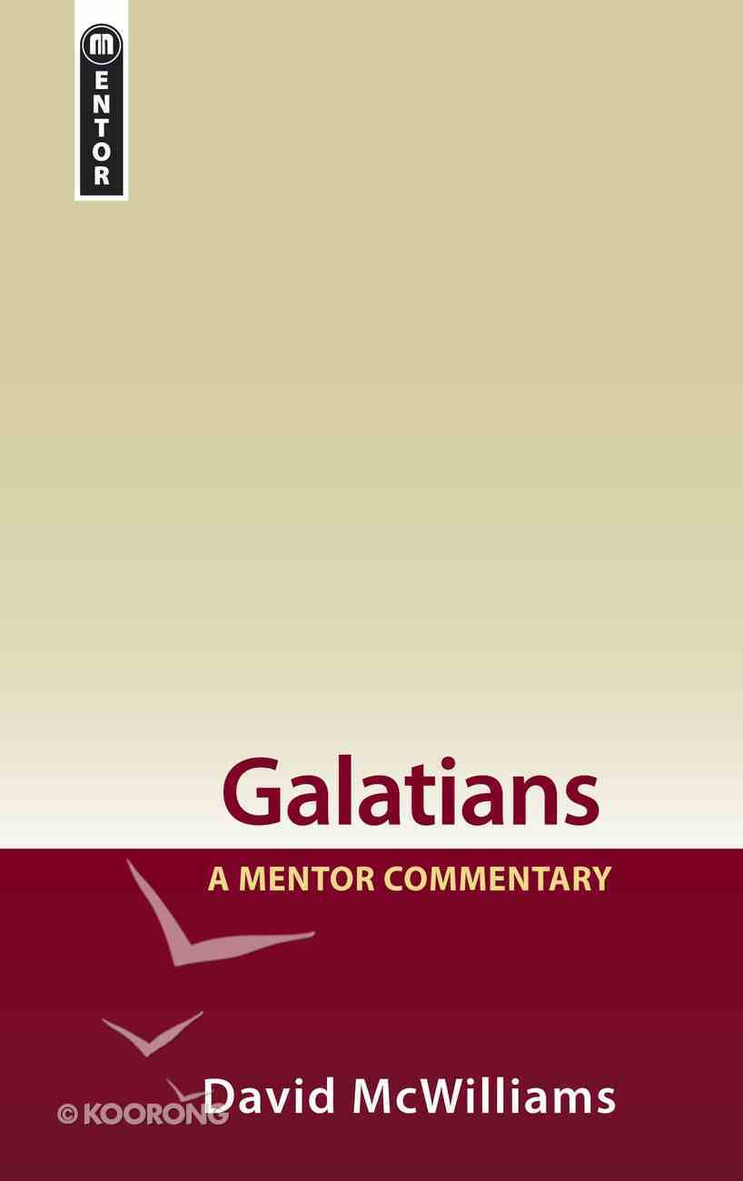 Mcs: Galatians PB Large Format