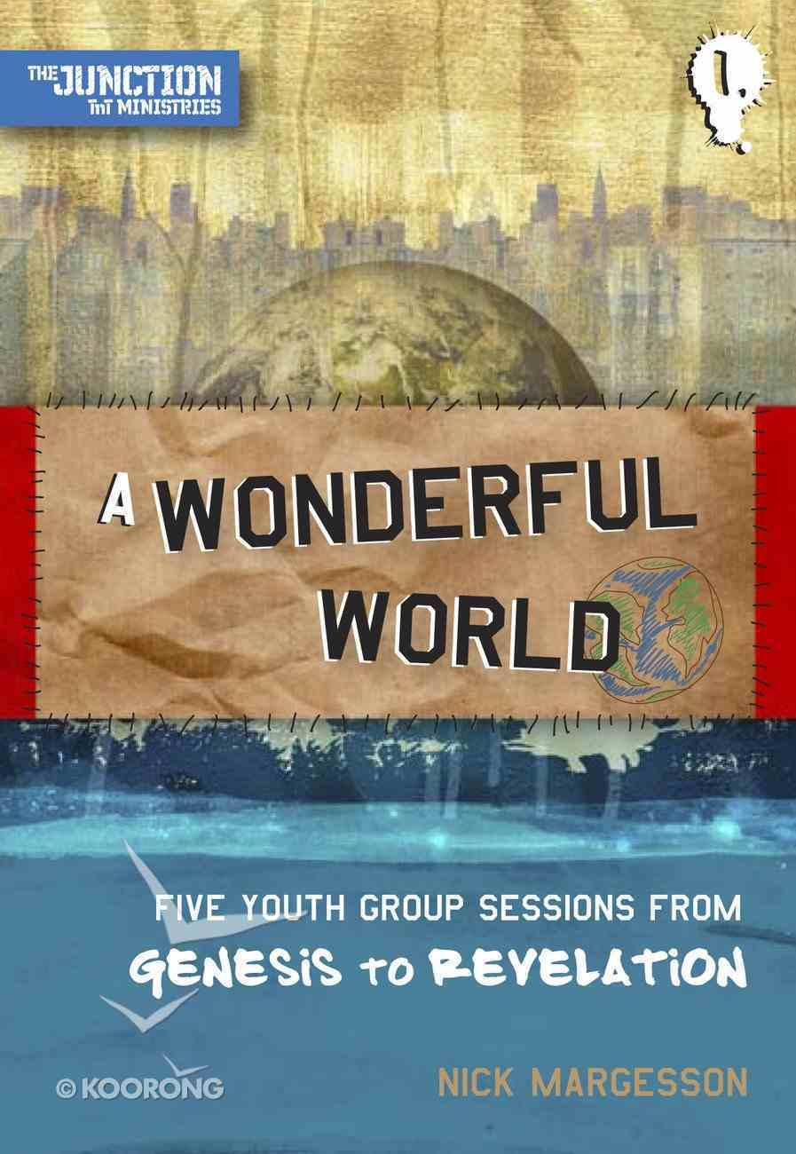 A Wonderful World (#01 in Junction Tnt Ministries Series) Paperback