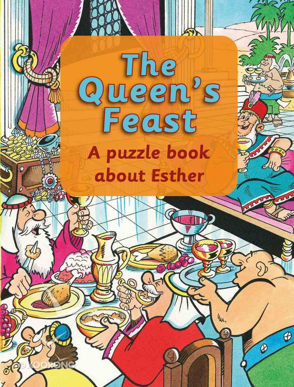 The Queen's Feast: Esther Paperback