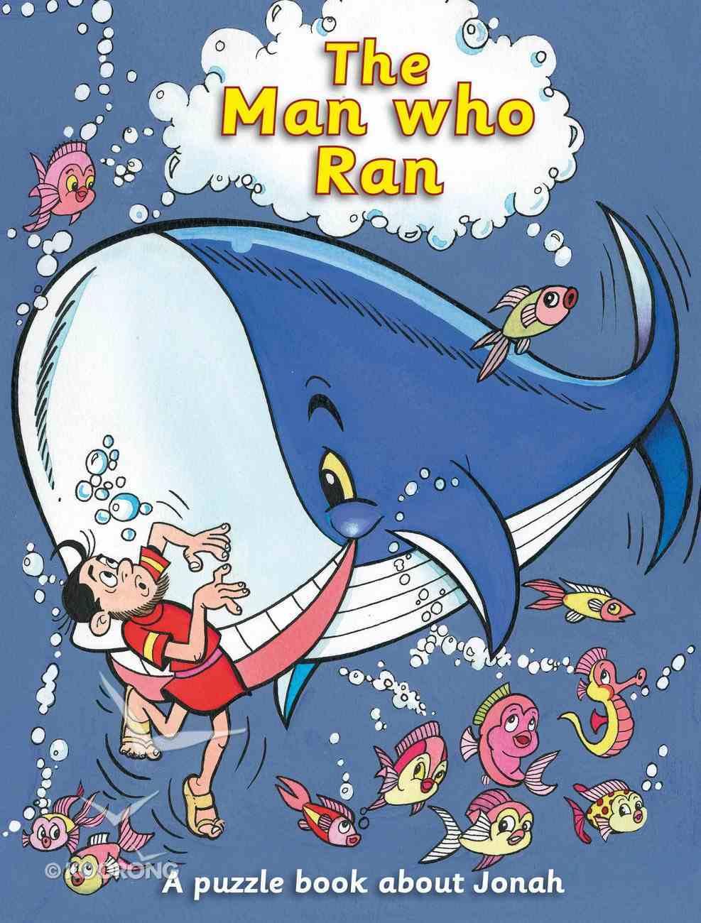 The Man Who Ran: Jonah Paperback