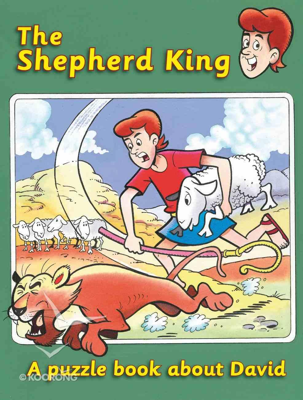 The Shepherd King: David Paperback