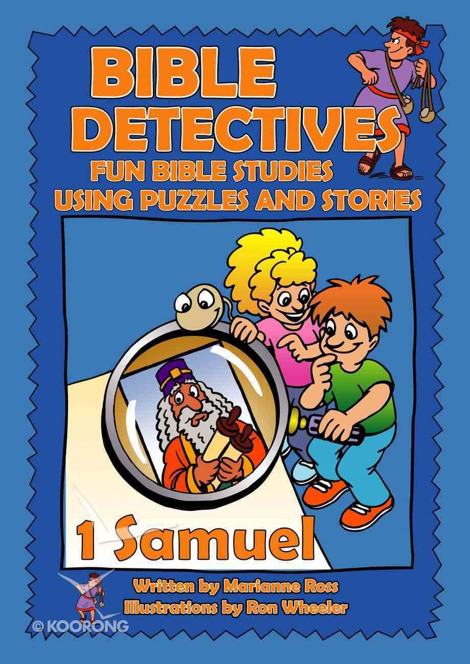 Samuel (Bible Detectives Series) Paperback