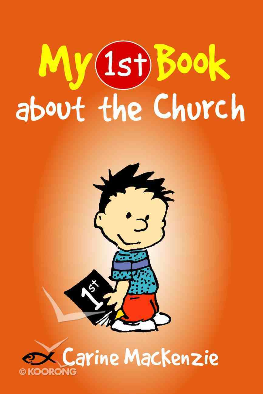 My 1st Book About the Church Paperback
