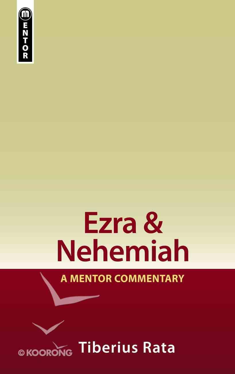 Ezra & Nehemiah (Mentor Commentary Series) Hardback